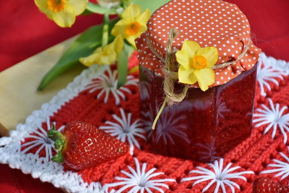 strawberry-jam-1329426_960_720