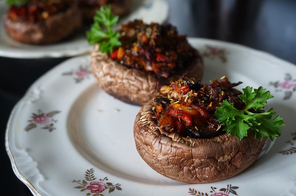 funghi contro falsi miti sulla cucina veg