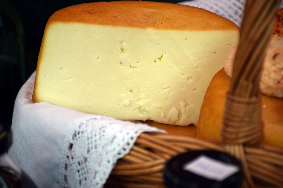 formaggio in casa