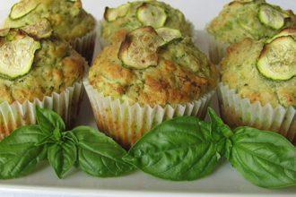 Come preparare muffin alle zucchine