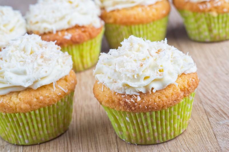 Cupcake cocco