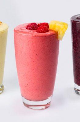 frullati e smoothie per l'estate