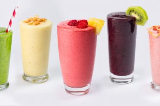 frullati e smoothie per l'estate