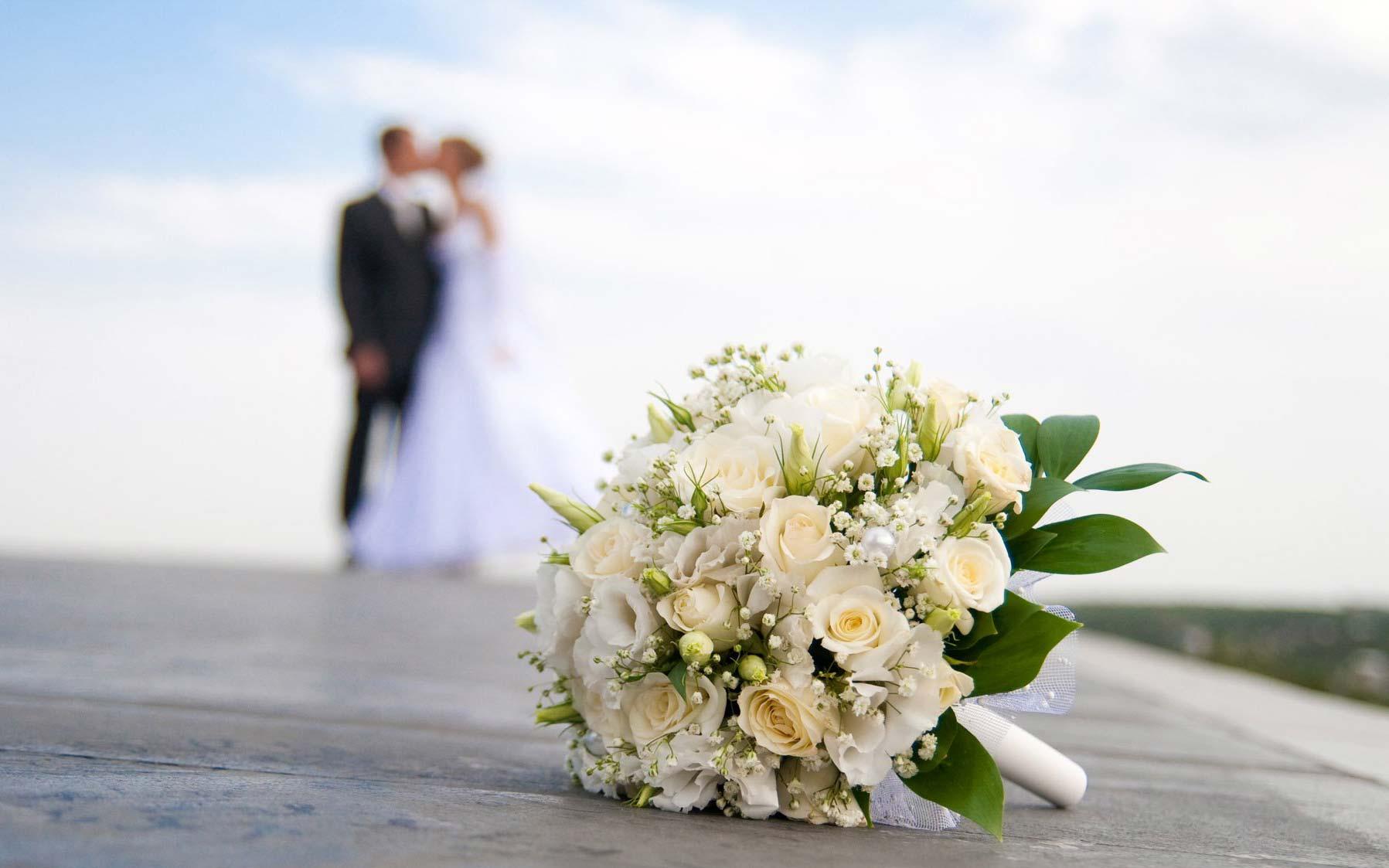 Cibo di strada per matrimonio