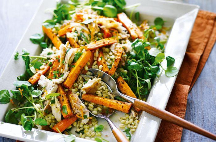 menu vegano