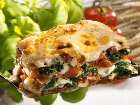 lasagne vegeteriane