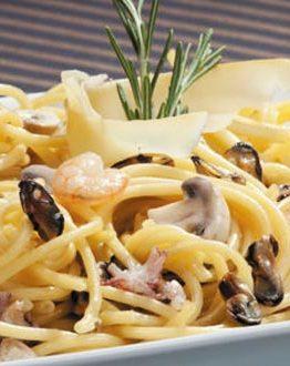 Carbonara di mare: ecco la ricetta