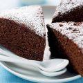 Torta vegana al cioccolato