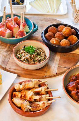 Tapas ricette per un aperitivo spagnolo