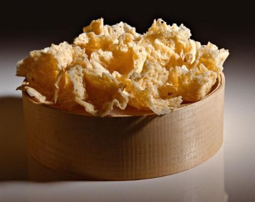 frico con formaggio