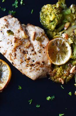 ricetta pollo allo zenzero e limone