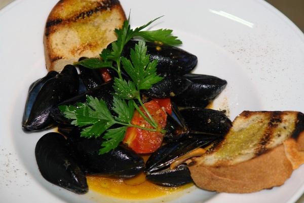 cozze alla marinara ricetta