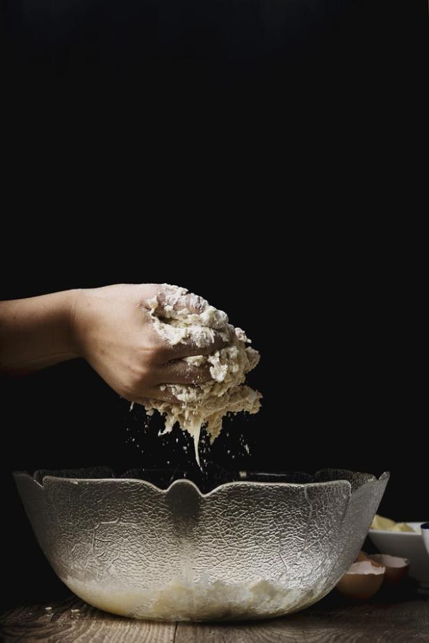 preparare muffin