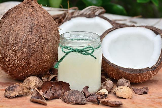 olio di cocco superfood veg
