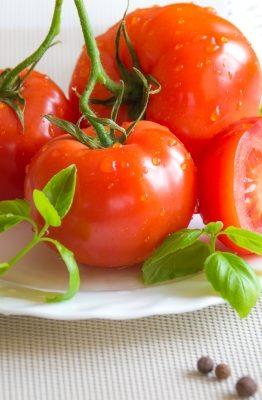 ricette in estate pomodori